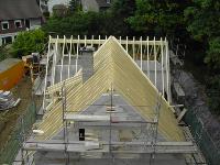 Dachstuhlkonstruktionen